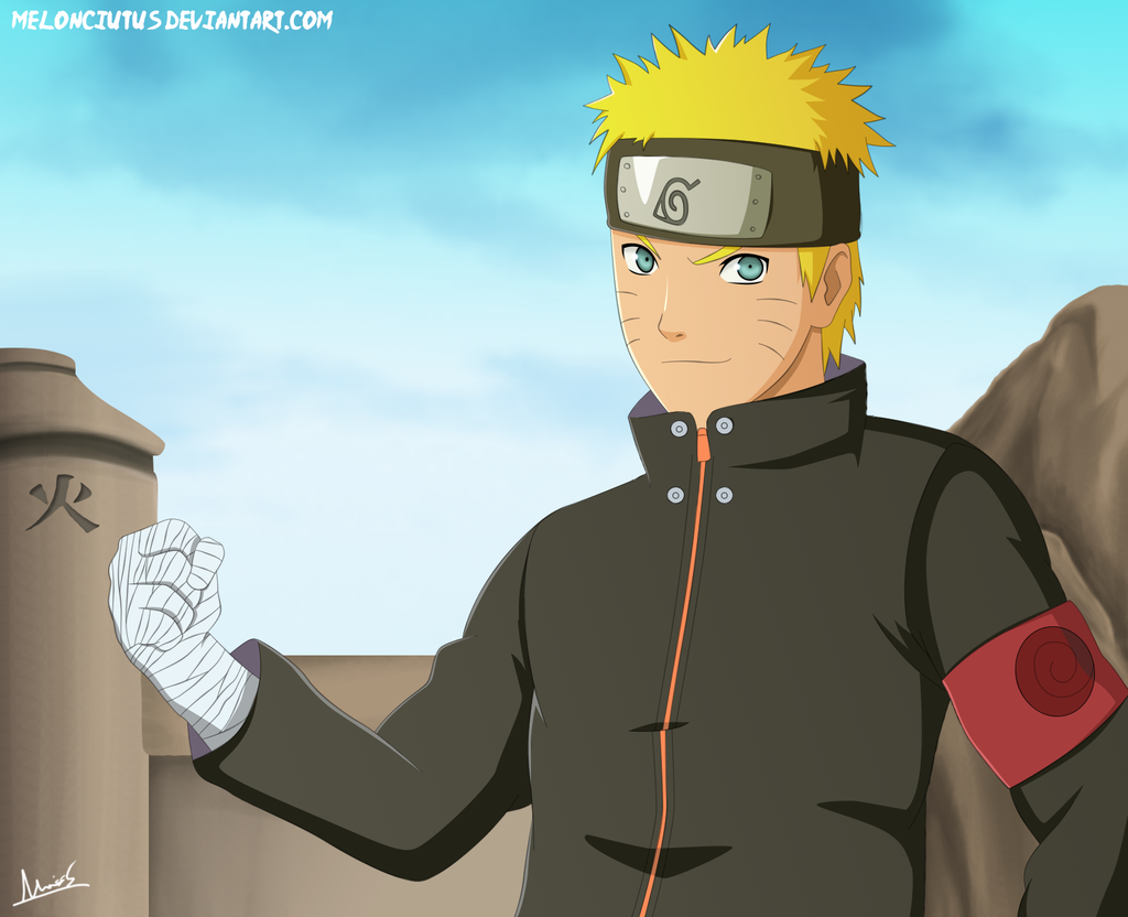 The Last Naruto The Movie Naruto Shippuden
